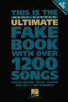 The Real Little Ultimate Fake Book - Hal Leonard Publishing Company