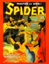 The Spider, Master of Men! #44: The Devil's Pawnbroker - Grant Stockbridge, Emile C. Tepperman, Robert E. Weinberg