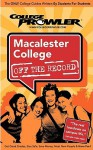 Macalester College (College Prowler Guide) - Katherine Tylevich, College Prowler
