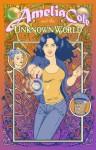 Amelia Cole #1: Unknown World Part 1 - D.J. Kirkbride, Adam P. Knave, Nick Brokenshire