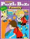 Puzzle Buzz: Family [With Stickers] - Andrew Gutelle