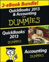 QuickBooks 2013 & Accounting For Dummies eBook Set - Stephen L. Nelson, John A. Tracy