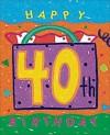 Happy 40th Birthday! - Ariel Books