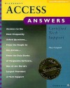 Microsoft Access Answers: Certified Tech Support - Mary Campbell