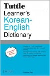 Tuttle Learner's Korean-English Dictionary - Kyubyong Park