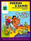 Puzzles & Games for Reading and Math: Book 2 (Gifted & Talented Series , No 2) - Martha Cheney
