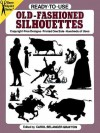 Ready-to-Use Old-Fashioned Silhouettes - Carol Belanger Grafton