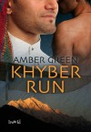 Khyber Run - Amber Green