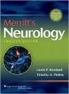 Merritt's Neurology (Neurology (Merritt's)) - Lewis P Rowland, Timothy A Pedley, Timothy A. Pedley