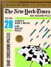 The New York Times Daily Crossword Puzzles: 28 - Eugene T. Maleska, Stanley Newman