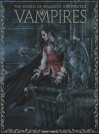 Vampires: The World of Shadows Illustrated - Jessica Pires, Mélanie Delon, Victoria Francés, Arantza Sestayo
