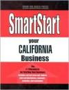 Smartstart Your California Business (Smartstart (Oasis Press)) - PSI Research