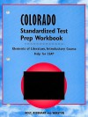 Colorado Standardized Test Prep Workbook, Introductory Course: Help for CSAP - Holt Rinehart