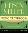 Tropic of Capricorn CD - Henry Miller, Campbell Scott