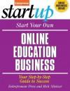 Start Your Own Online Education Business (StartUp Series) - Entrepreneur Press