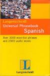 Langenscheidt' s Universal Phrasebook Spanish (Langenscheidt's Universal Phrasebook) - Langenscheidt