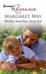 Wealthy Australian, Secret Son - Margaret Way