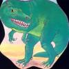 Prehistoric Pal Tyrannosaurus - Pam Adams