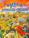 Busca Los Animales En Peligro - Susaeta
