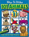 How to Draw 101 Animals - Dan Green, Top That!