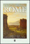 A History of Rome - Marcel Le Glay, Jean-Louis Voisin, Yann Le Bohec