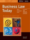 Business Law Today: Standard Edition (Text Only) - Roger LeRoy Miller