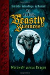 Werewolf versus Dragon - David Sinden, Matthew Morgan, Guy Macdonald, Jonny Duddle