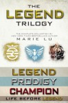 The Legend Trilogy Collection - Marie Lu