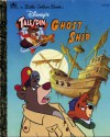 Disney's Talespin Ghost Ship (A Little Golden Book) - Andrew Helfer