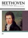 Beethoven -- Sonata in D Major, Op. 6 - Alfred Publishing Company Inc.