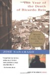 The Year of the Death of Ricardo Reis (Harvest in Translation) - José Saramago, Giovanni Pontiero