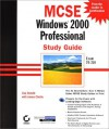 MCSE Windows 2000 Professional Study Guide [With 1] - Lisa Donald, James Chellis