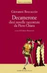 Decamerone: dieci novelle raccontate da Piero Chiara - Federico Roncoroni, Piero Chiara