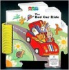 The Red Car Ride Puzzle Track Book - School Specialty Publishing