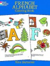 French Alphabet Coloring Book - Nina Barbaresi