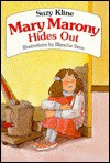 Mary Marony Hides Out - Suzy Kline