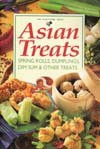 Asian Treats Spring rolls, Dumplings, Dim Sum & Other Treats (Hawthorn Series) - Amanda Bishop