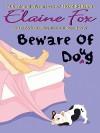 Beware of Doug - Elaine Fox