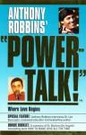 PowerTalk!: Where Love Begins (Powertalk!) - Leo Buscaglia, Anthony Robbins