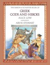 The Simon & Schuster Book of Greek Gods and Heroes - Alice Low