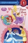 Princess Hearts (Disney Princess) (Step into Reading) - Jennifer Weinberg, Francesco Legramandi