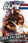 G.I. Joe Cobra Command DVD Pre-Order Special Edition - Chuck Dixon, Alex Cal, Dave Wilkins
