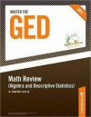 Master the GED: Math Review--Algebra and Descriptive Statistics: Chapter 13 of 16 - Peterson's, Peterson's