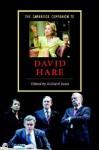The Cambridge Companion to David Hare - Richard Boon