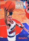 Official Rules of the National Basketball Association 2000-2001 - Sporting News Magazine