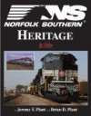 Norfolk Southern Heritage Lines in Color: Vintage and Contemporary Views - Jeremy F. Plant, Brian D. Plant