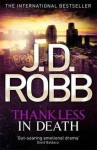 Thankless in Death (Wheeler Hardcover) - J.D. Robb