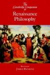 The Cambridge Companion to Renaissance Philosophy - James Hankins