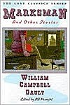 Marksman: And Other Stories - William Campbell Gault, Bill Pronzini