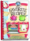 My Favorite Recipes: A Create-Your-Own Cookbook! - Gooseberry Patch